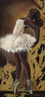 Dancer, Black Swan - LE