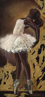 Dancer, Black Swan - LE