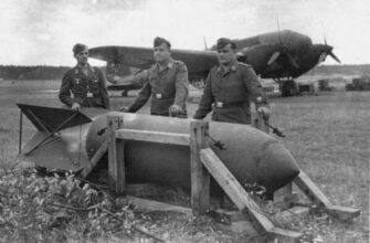 Wooden Bombs and Wooden Airfields in WW2