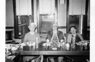 Vintage Pictures of Christmas Past