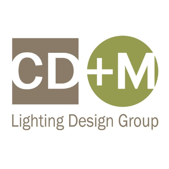 CDM Lighting Design Group Logo - GLP Client