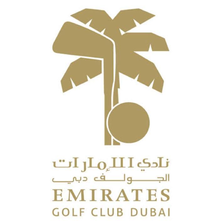 Emirates Golf Club Logo - GLP