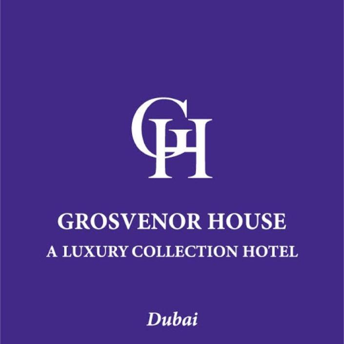 Grosvenor House Hotel Logo - GLP