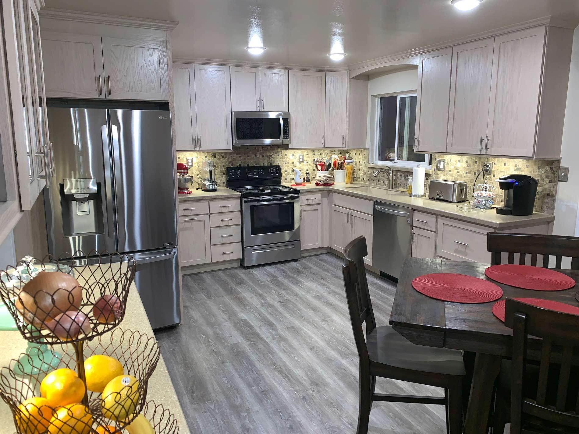 Colorado Remodeled Kitchen