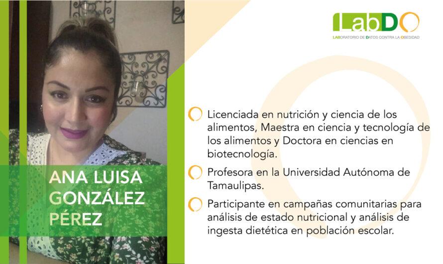 Alimentación saludable blinda sistema inmune: Ana Luisa González