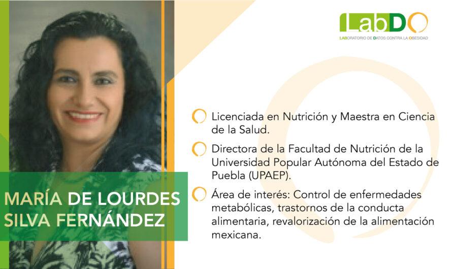 Prohibición de alimentos chatarra a niñas y niños no termina con ambientes obesogénicos: María de Lourdes Silva Fernández