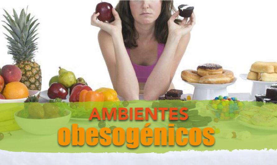 Ambientes obesogénicos: entre sedentarismo, mala alimentación y poca educación nutricional