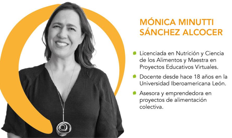 Aunque atractivos a los sentidos, consumo excesivo de productos ultraprocesados ponen en riesgo nuestra salud: Mónica Minutti, nutrióloga
