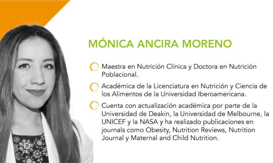 Mejorar acceso a alimentos saludables es indispensable para prevenir y atender la obesidad: Mónica Ancira Moreno