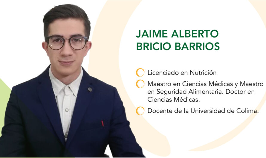 Cuidado en la dieta de personas adultas mayores, clave para mantener calidad de vida: Nutriólogo Jaime Alberto Bricio