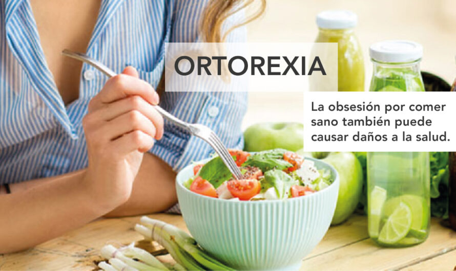 """La obsesión por comer """"sano"""" también puede causar daños a la salud"""