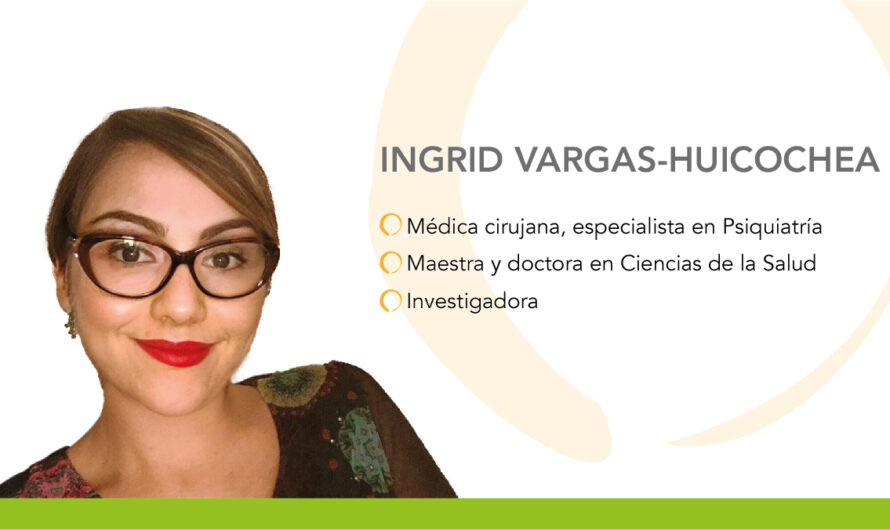 Confinamiento ha afectado salud mental de las y los jóvenes: Ingrid Vargas-Huicochea, psiquiatra
