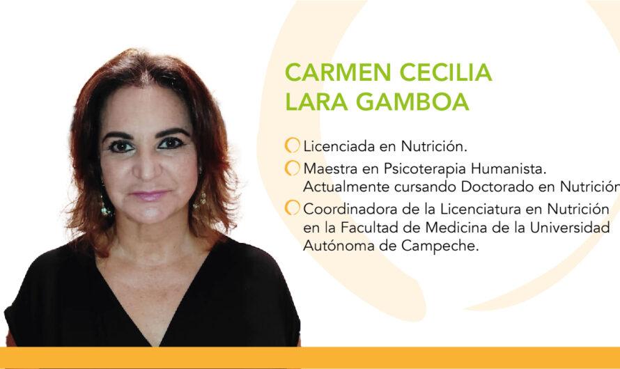 Adolescentes, más susceptibles a trastornos alimentarios: Cecilia Lara Gamboa, Nutrióloga