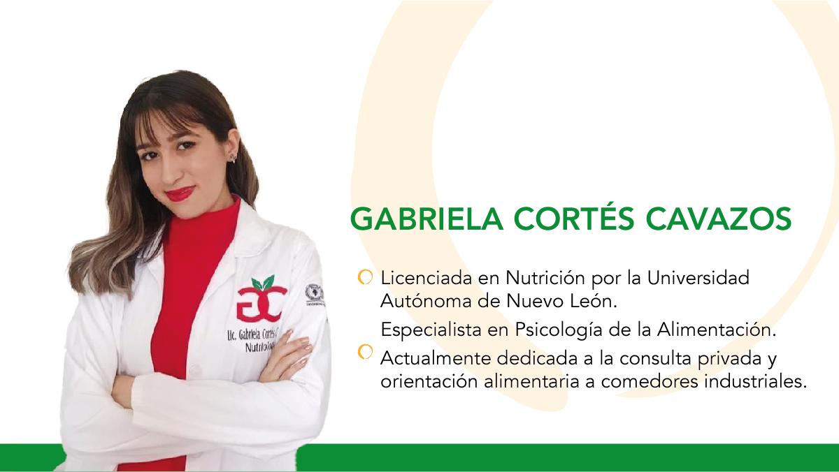 Crisis económica y carga genética propician sobrepeso y obesidad: Gabriela Cortés, Nutrióloga
