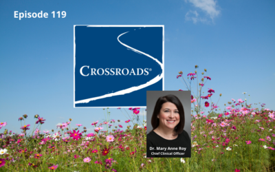 Crossroads – Offering Addiction & Behavioral Health Treatment Programs – Dr. Mary Anne Roy, Psy.D., CCS – Episode 119