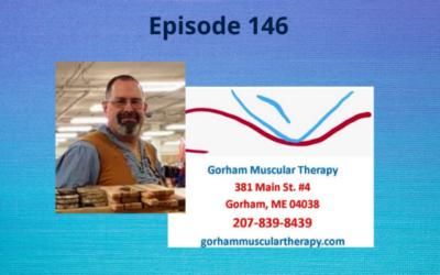 Neuromuscular Therapy, Sports Massage & Abrasive Reiki – Walter Selens – Episode 146