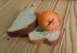 Salted Tangerines and Stale Bread