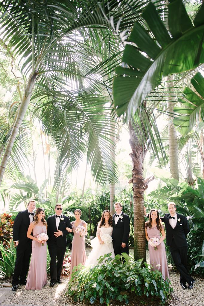 La-vie-en-rose-st-pete-florida-wedding-bride-maid-bouquet-ceremony-white-ivory-purple-pink-orchid-garden-flower-elegant-vinoy