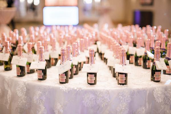 La-vie-en-rose-st-pete-florida-wedding-reception-white-blush-favor-elegant-vinoy