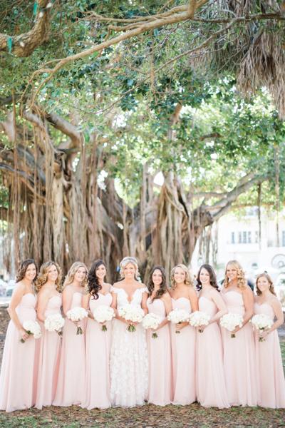 La-vie-en-rose-st-pete-florida-wedding-ceremony-white-ivory-blush-peony-bouquet-elegant-vinoy