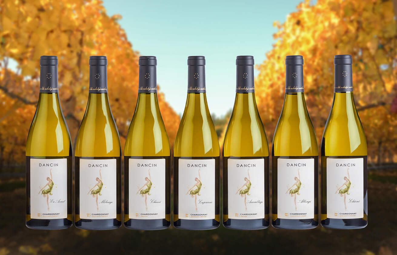 Shop for wine online Oregon Chardonnay from DANCIN Vineyards