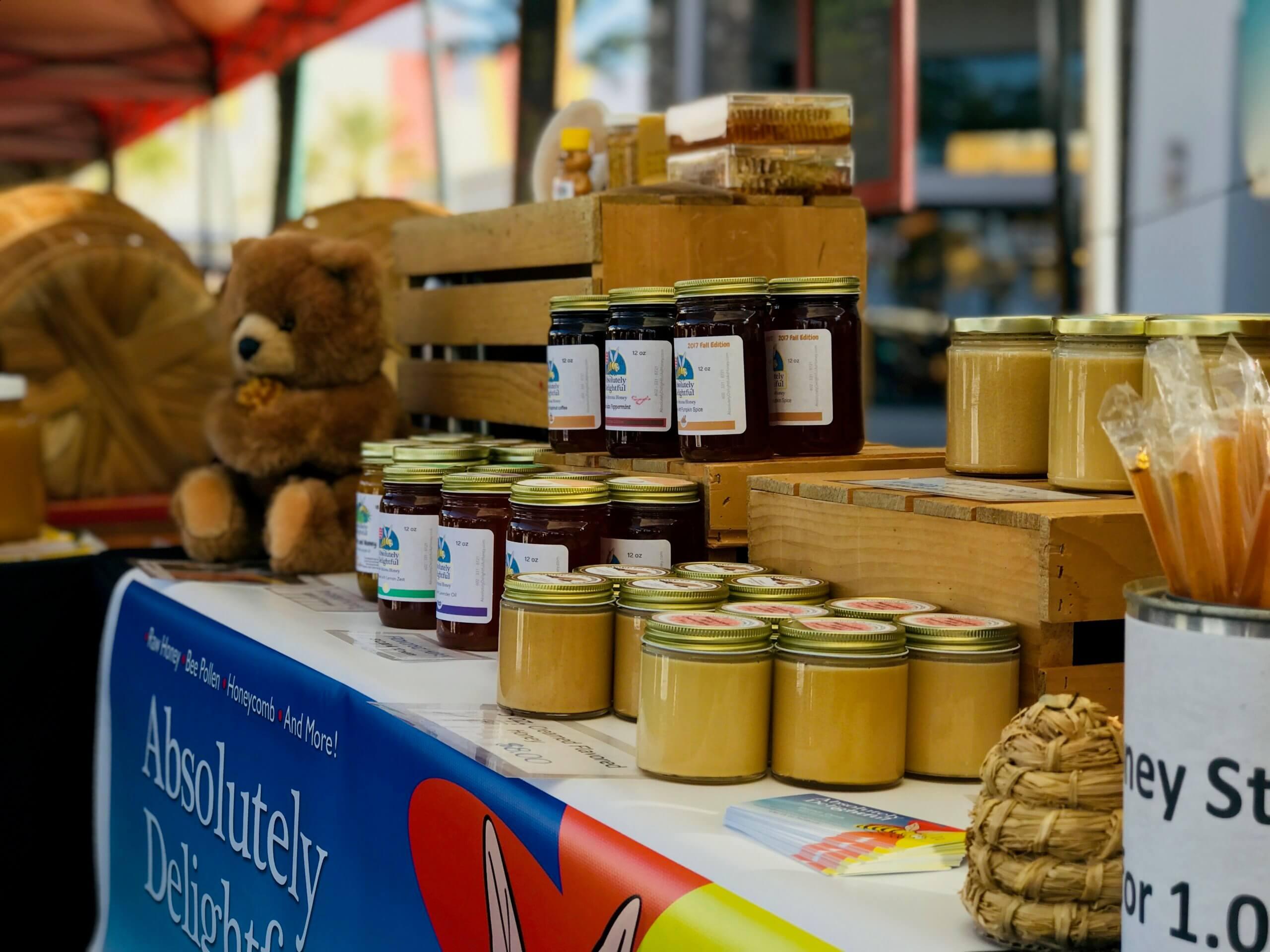 Arizona Honey at Phoenix Public Market