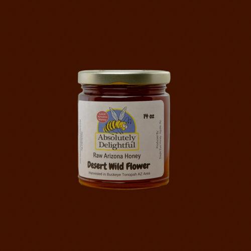 One 14oz Desert Wild Flower