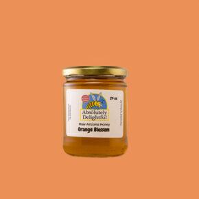 Medium Sized Jar of Orange Blossom