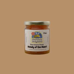 One 14oz Melody of the Desert Honey