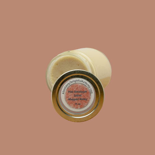 Whipped Salted Honey Jar