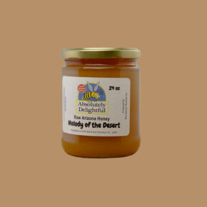 One Melody of the Desert 24oz Jar