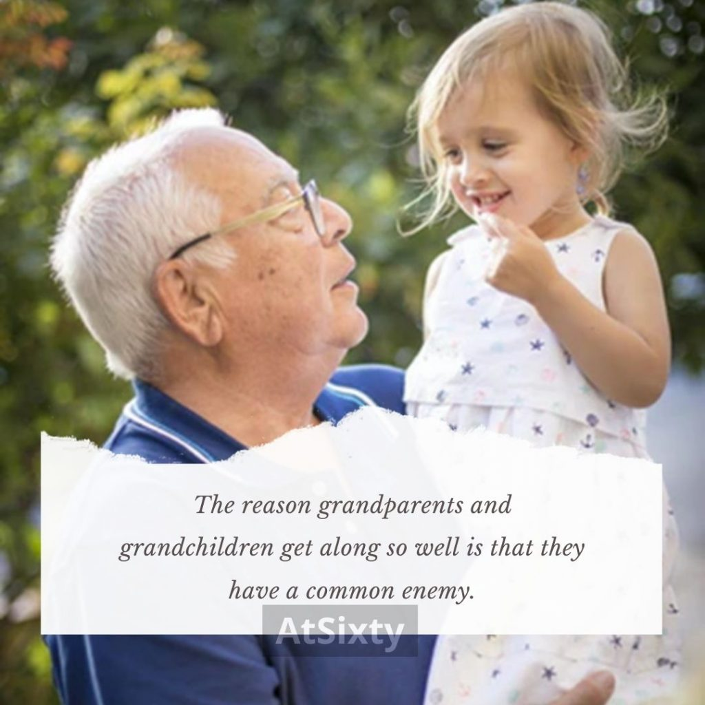 Funny Granddaughter Quote