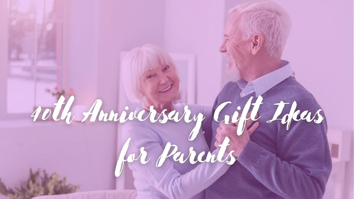 4th Anniversary gift ideas for parents, grnadparents