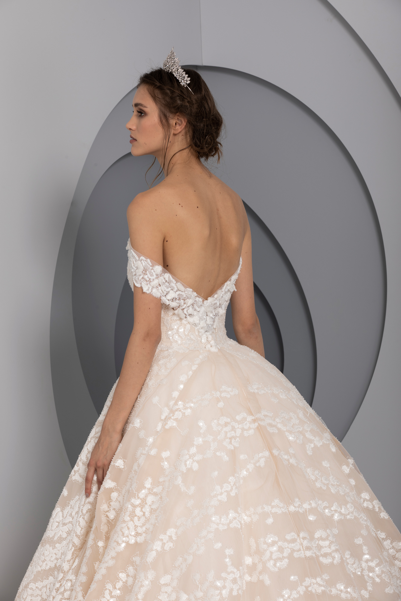 Bridal Gown by Tony Ward from the La Mariee Collection