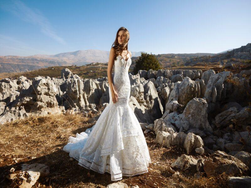 Blake bridal gown by Tony Ward