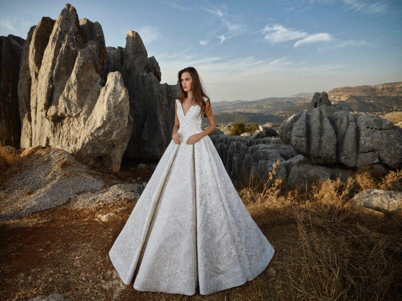 Blanca bridal gown by Tony Ward