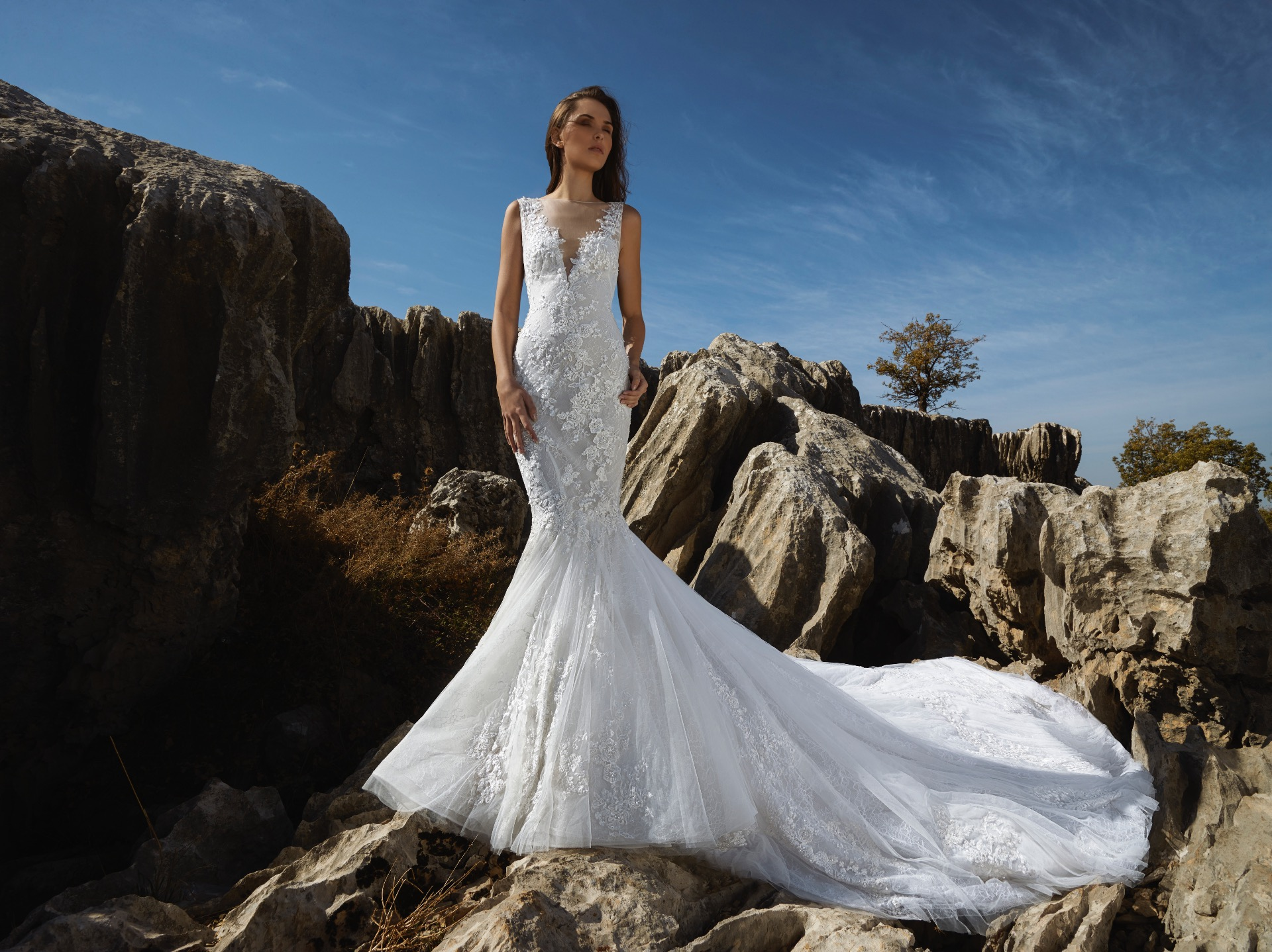 Prose Bridal Gown By Tony Ward