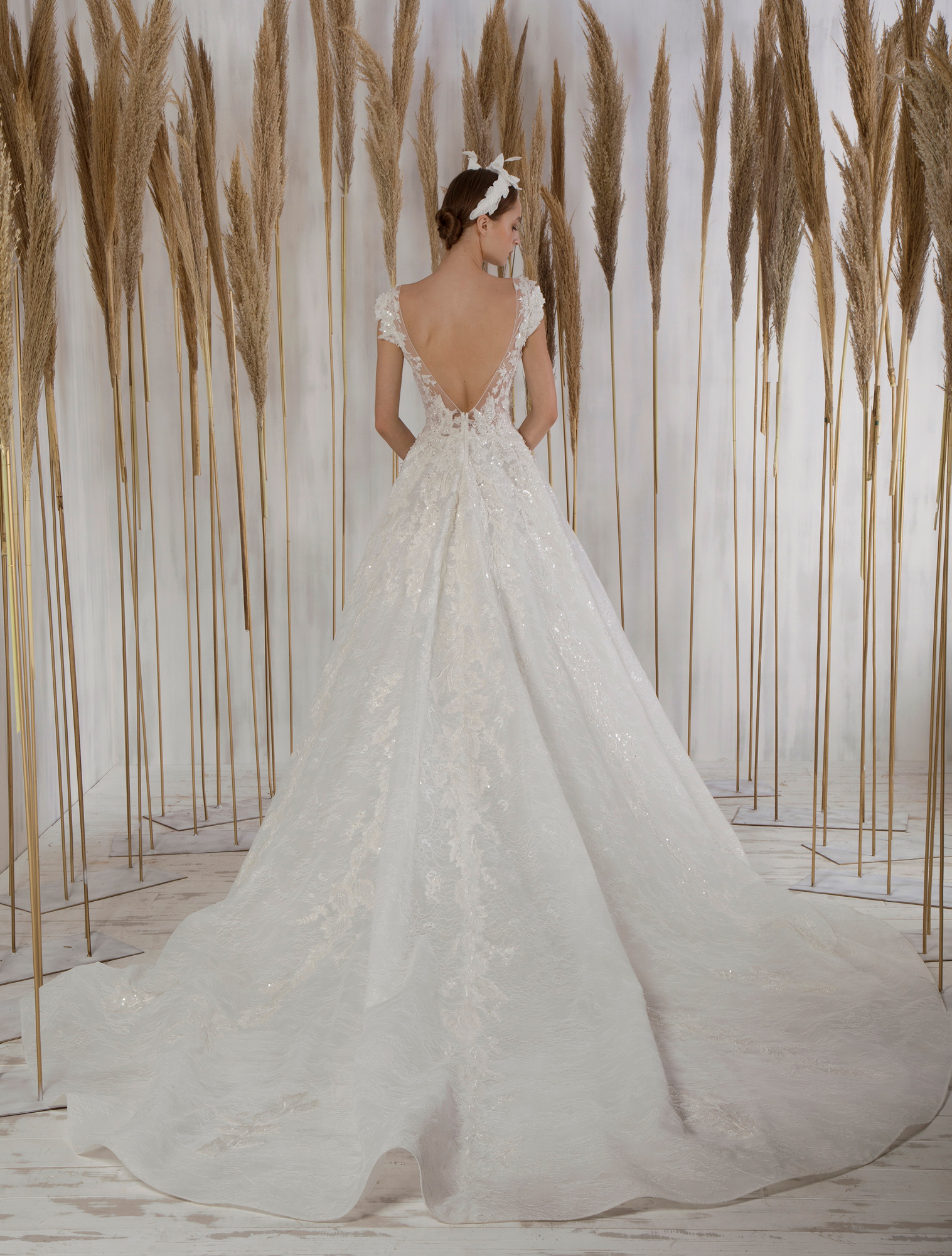 Vivian by Tony Ward from the La Mariee Collection