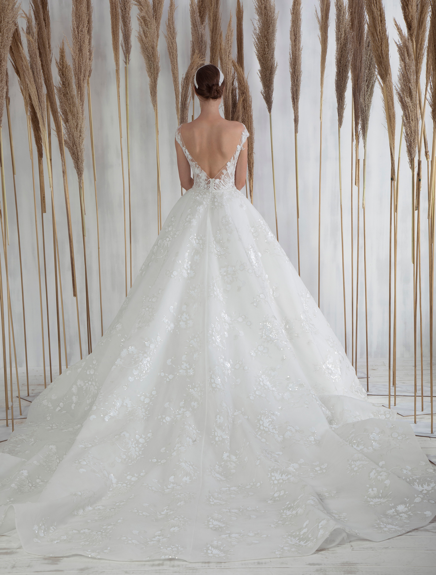 Trudy Bridal Gown by Tony Ward from the La Mariee Collection