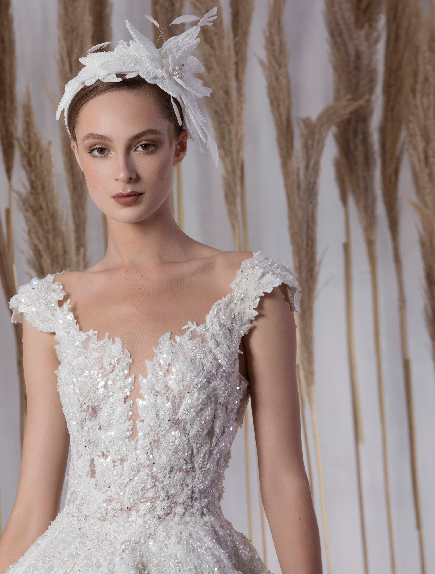Viviane by Tony Ward from the La Mariee Collection