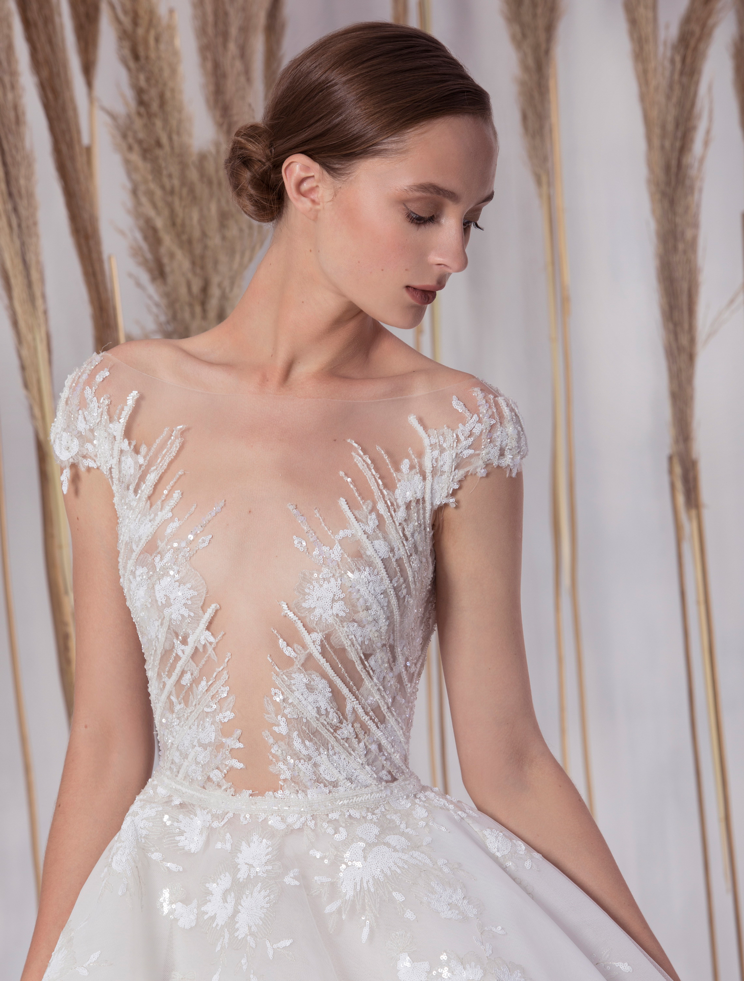 Trudy by Tony Ward from the La Mariee Collection