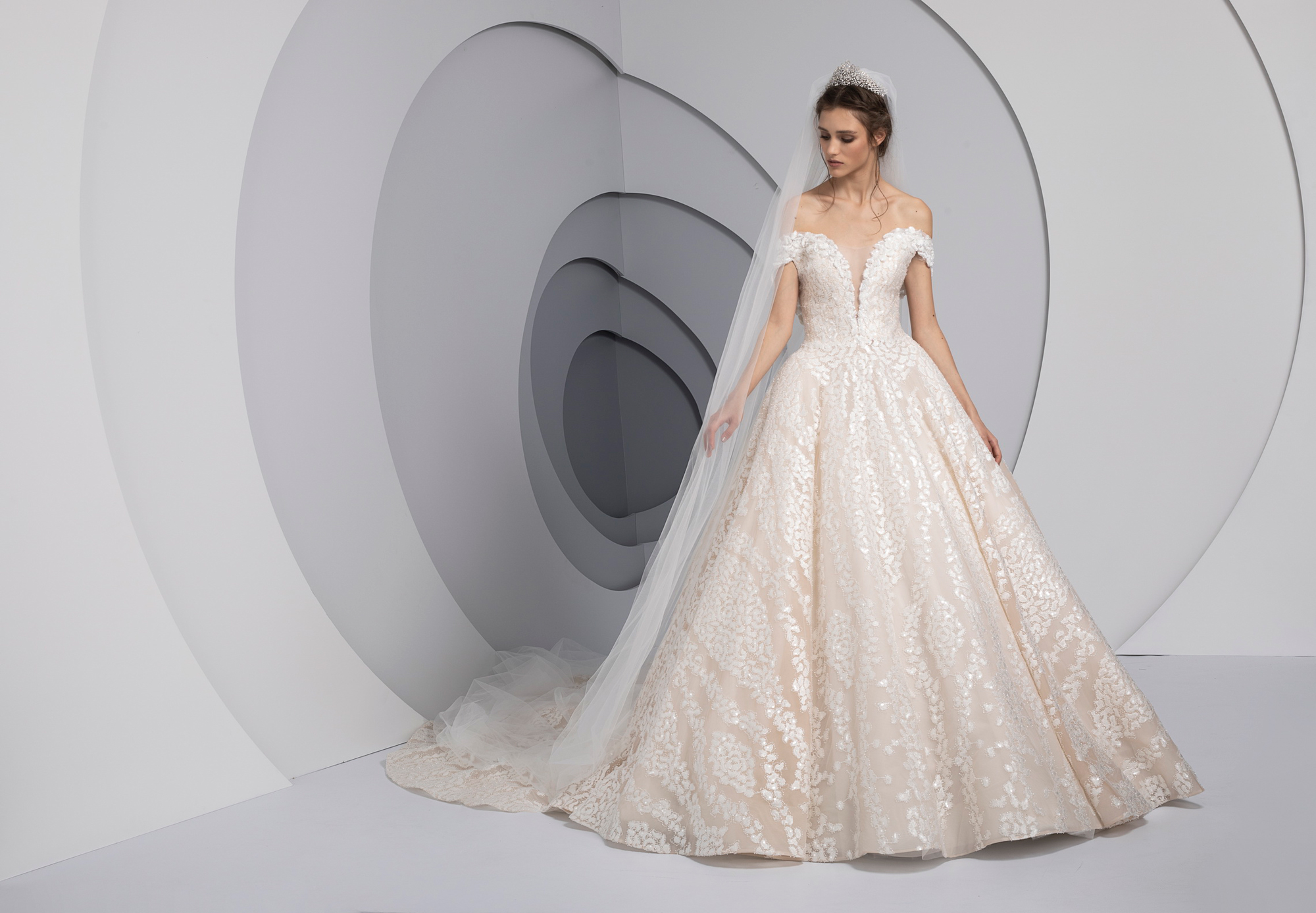 Twist by Tony Ward from the La Mariee Collection