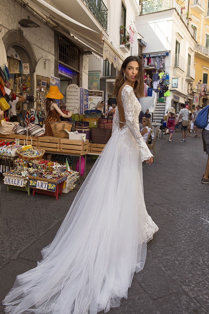 P101 Bridal Gown by Berta Bridal Gown