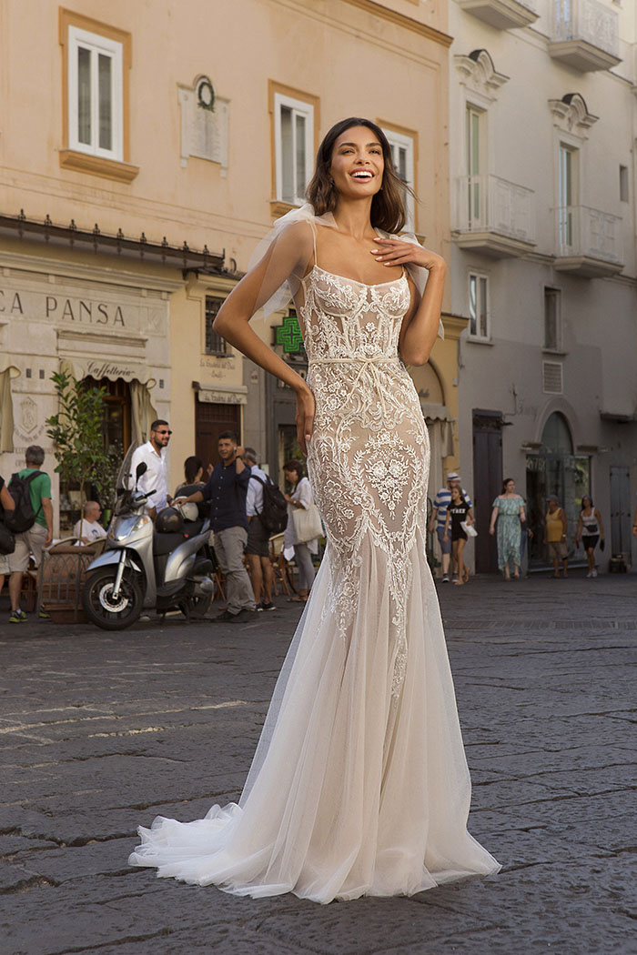 P102 Bridal Gown by Berta Bridal Gown