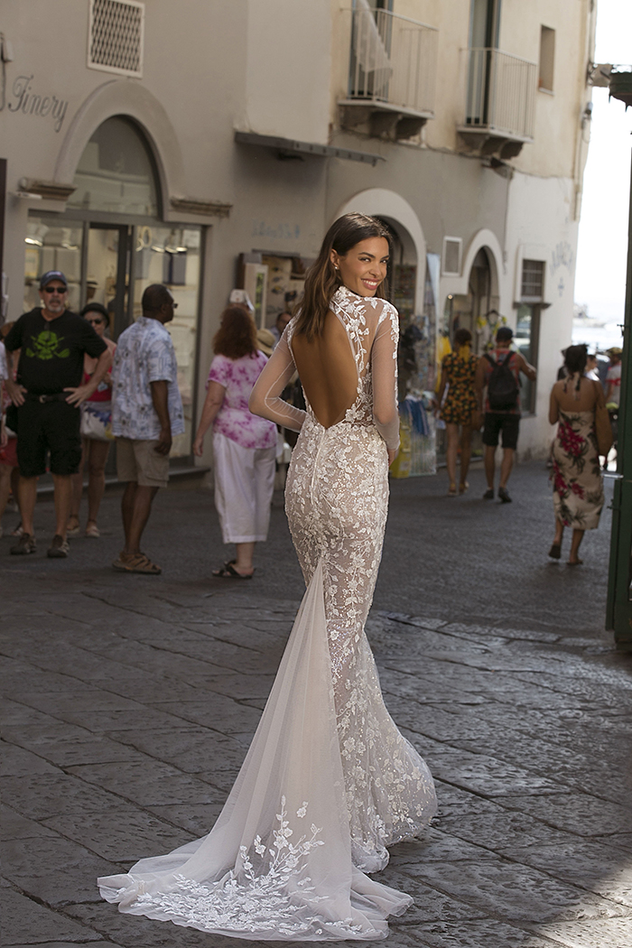 P103 Bridal Gown by Berta Bridal Gown