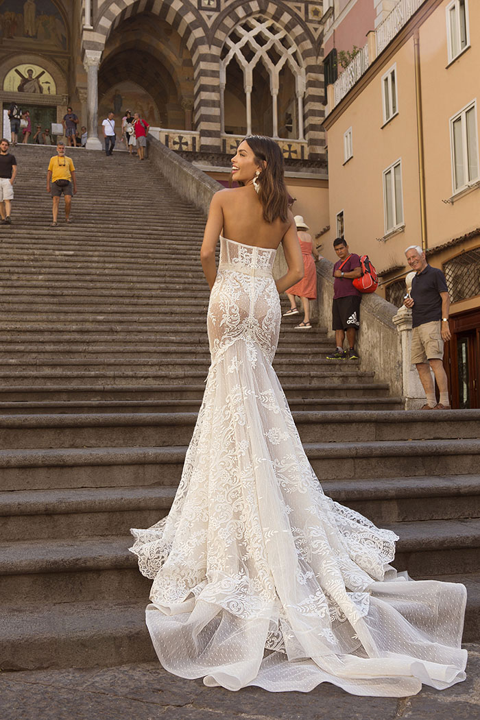 P104 Bridal Gown by Berta Bridal Gown