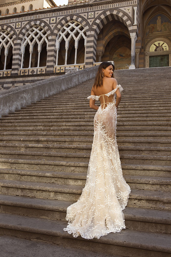 P105 Bridal Gown by Berta Bridal Gown