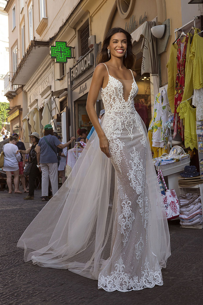 P106 Bridal Gown by Berta Bridal Gown