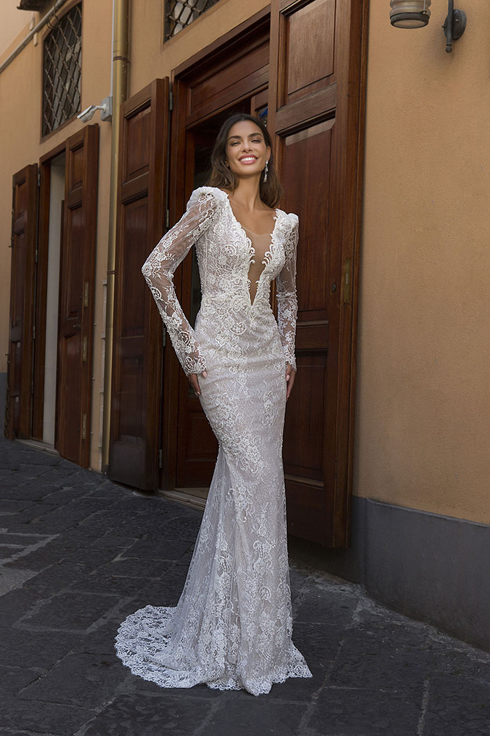 P108 Bridal Gown by Berta Bridal Gown