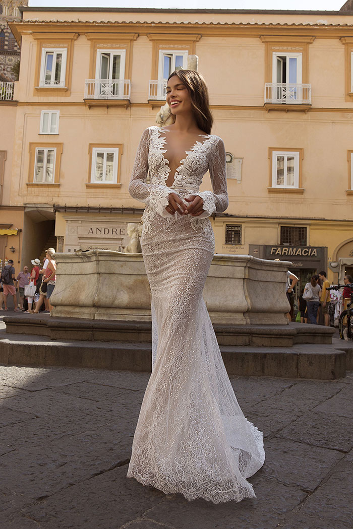 P109 Bridal Gown by Berta Bridal Gown